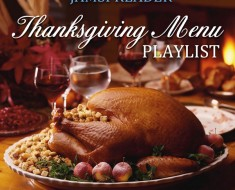 Thanksgiving Menu Playlist