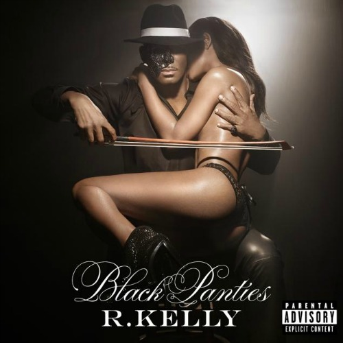 R. Kelly Black Panties