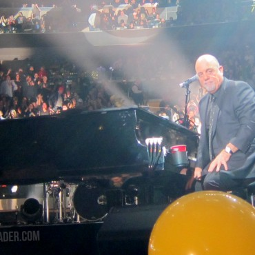 Billy Joel MSG 2014
