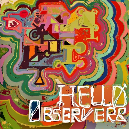 Hello Observer Album Cover Art Review