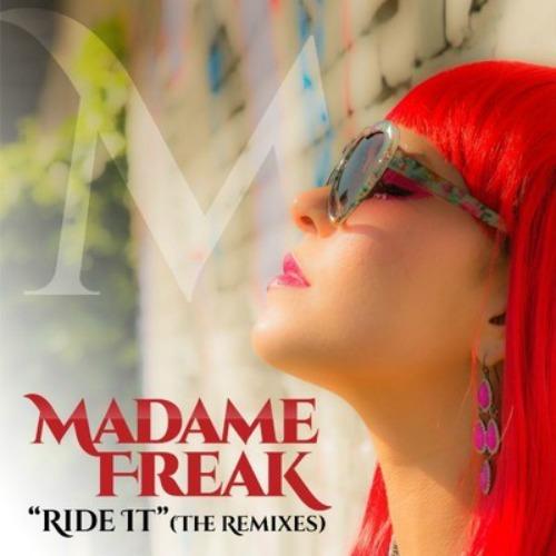 Madame Freak Ride It Simone Bresciani Remix