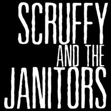Scruffy and the Janitors – Scruffy and the Janitors EP