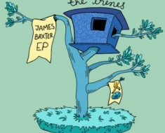 The Irenes James Baxter EP