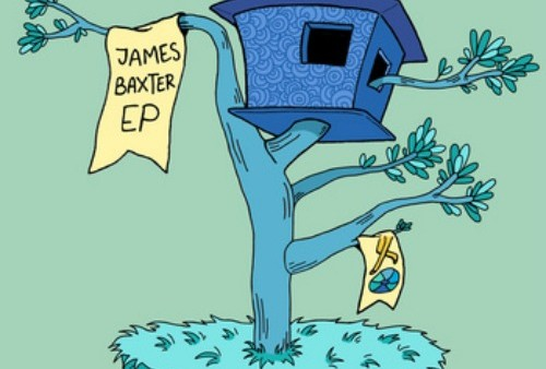 The Irenes – James Baxter EP