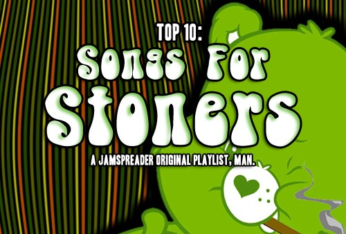 Top 10: Songs For Stoners (With Gifs!)