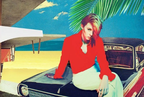 "La Roux Gets Beachy In New Track, ""Tropical Chancer"""