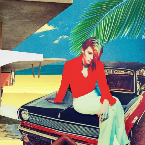 La Roux Tropical Chancer Trouble In Paradise