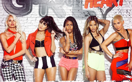 Jam Of The Day – Ugly Heart – G.R.L.