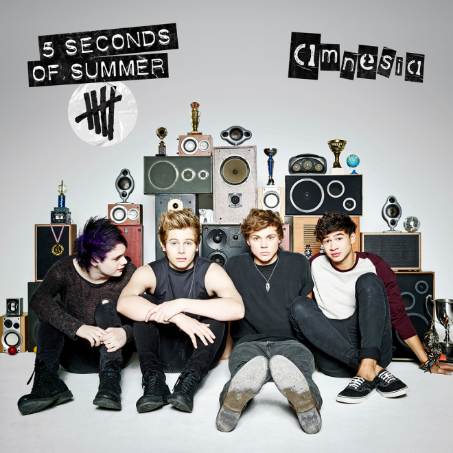 5 seconds of summer amnesia ep