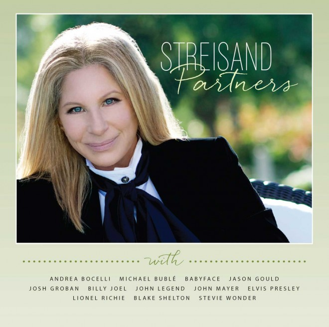 Jam Of The Day – How Deep Is The Ocean – Jason Gould with Barbra Streisand