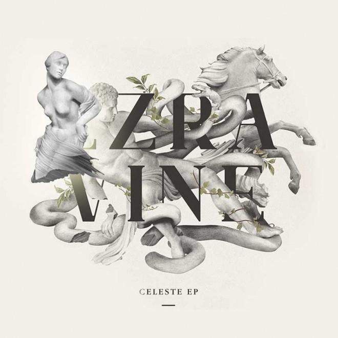 Ezra Vine Celeste EP Cover