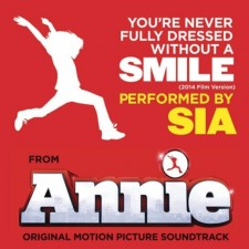 Jam Of The Day – You're Never Fully Dressed Without A Smile – Sia