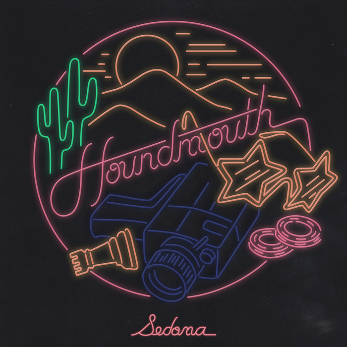 houndmouth sedona cover art