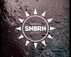 SNBRN Raindrops