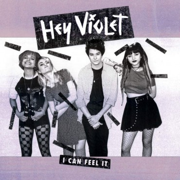hey violet i can feel it