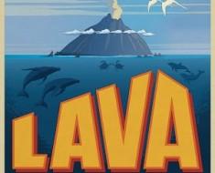 lava cover art
