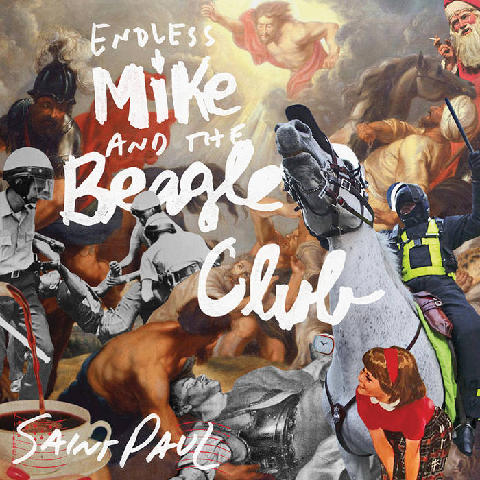 St. Saul - Endless Mike